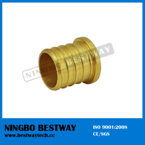 Lead Free Brass Pex Pipes End Barbed Plug Fittings