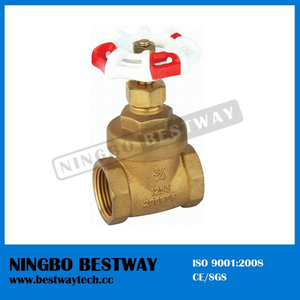 Forged Brass Gate Valve 3 Inch (BW-G03)