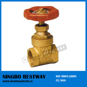 Low Pressure Brass Guillotine Gate Valve Price (BW-G12)