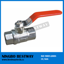 Ni Plated Best Performance Brass Ball Valve (BW-B23)