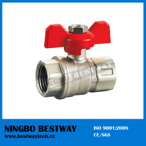 Forged Brass Ball Valve with T Handle (BW-B18)