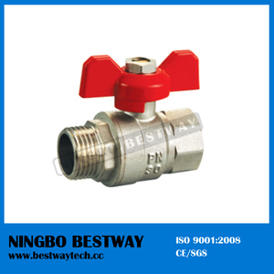 Female Male Ball Valve with T Handle (BW-B16)