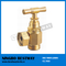 "1/4"" Inch Mini Brass Ball Valve Price (BW-B110)"