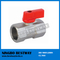 China Mini Ball Valve Fxf Supplier (BW-B104)