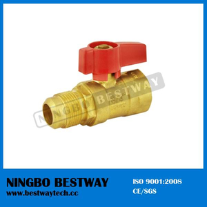 Best Performance CSA Approval Brass Gas Ball Valve (BW-USB06)