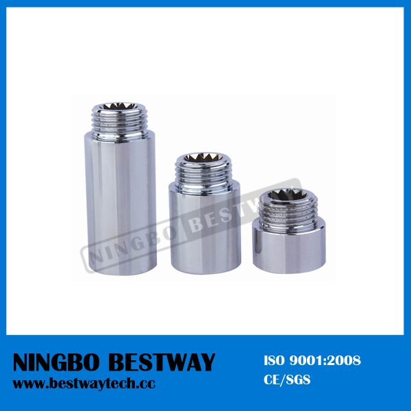 Water Hose Chrome Fitting Connector for Sale (BW-601)