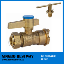 Magnetic Lockalbe Ball Valve (BW-L01A)
