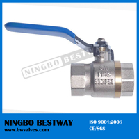 Standard Full Port Hot Forged Brass Ball Valve (BW-B61)