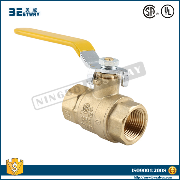 Fully stocked OEM all type new products ball valve dn40 (BW-USB01)