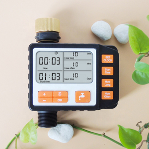 New style Electronic Home Garden Irrigation Water Timer